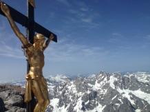 Gipfelkreuz Hocheck
